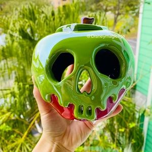 🍏 Poisoned Apple Votive Candle Holder Snow White